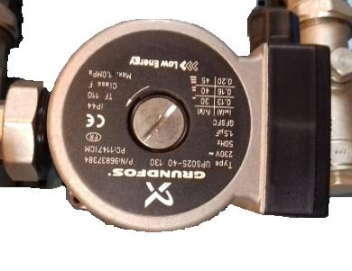 Нacoc циркуляционный GRUNDFOS UPS 25-4 130