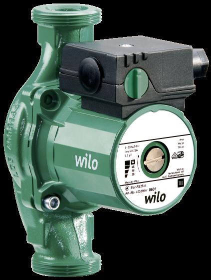 Насос циркуляционный Wilo Star-RS25/2